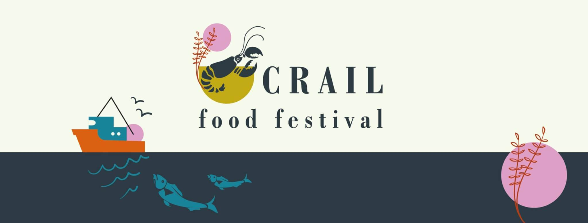 The Crail Food Festival will return this summer from 4th – 6th June.