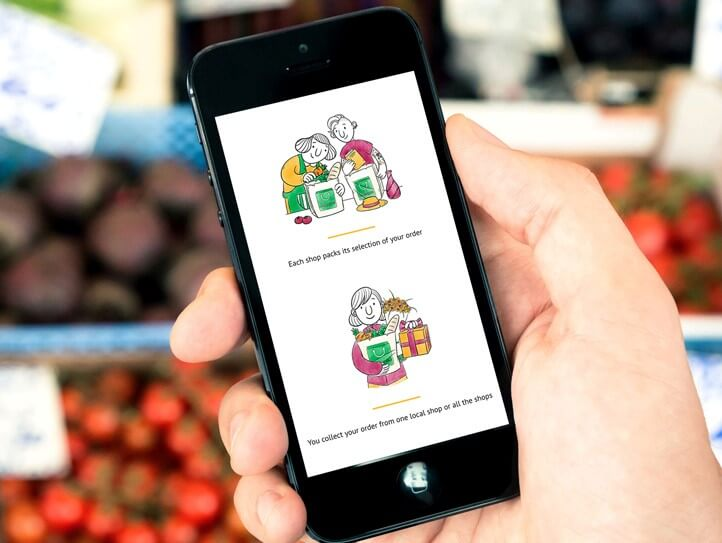 Lang Toun leads the way in lockdown with ShopAppy