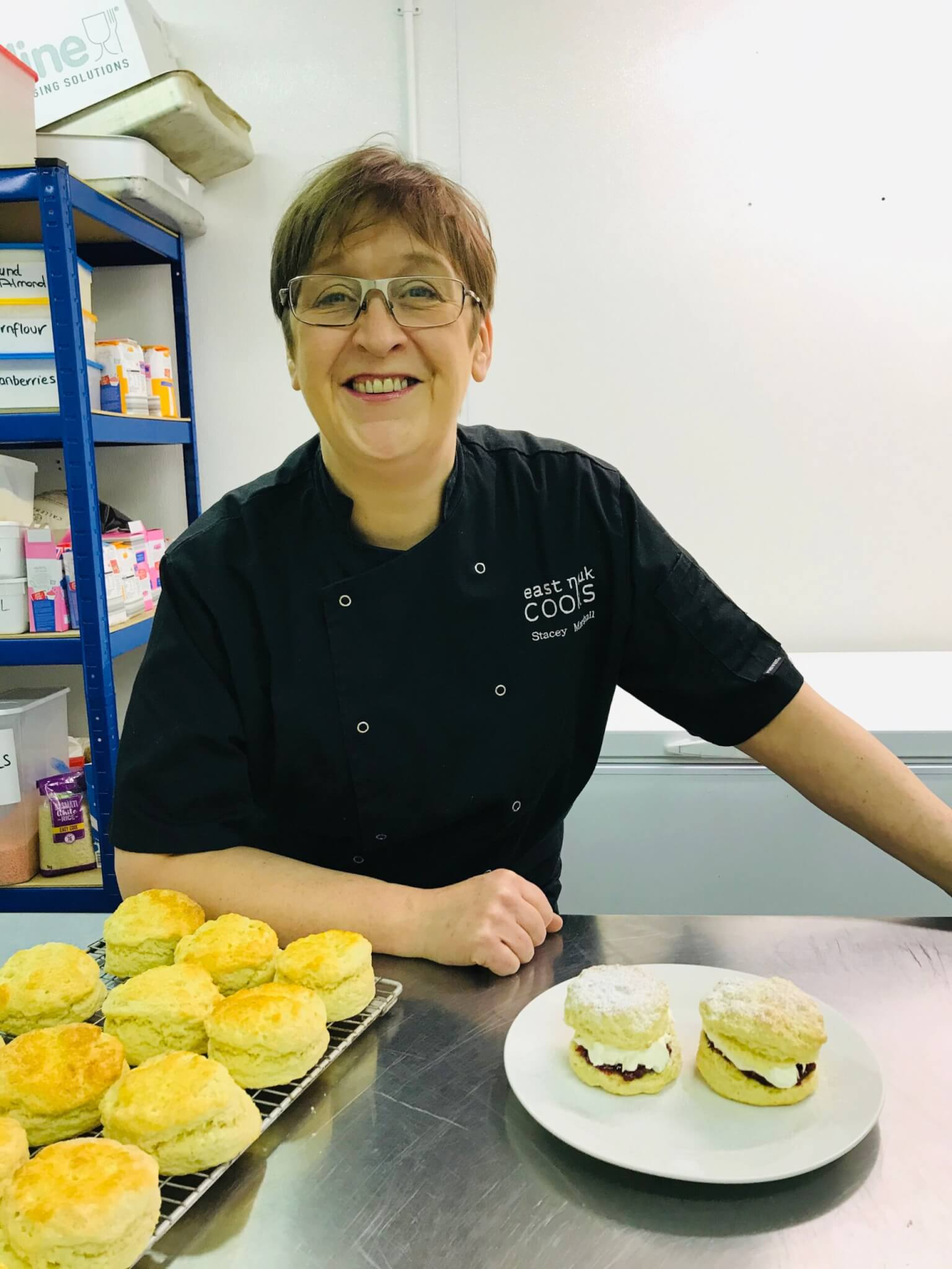 Fife cook creates Christmas dinner especially for those on their own