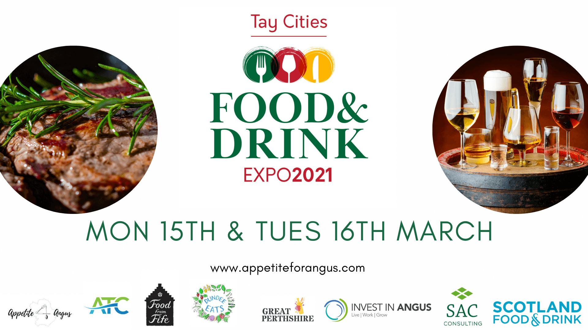 Tay Cities Food & Drink Expo 2021